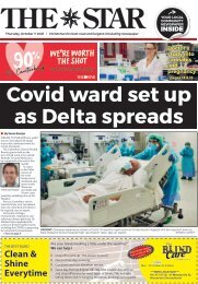 The Star: October 07, 2021