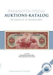 96. Auktion - Banknoten & Notgeld - Emporium Hamburg