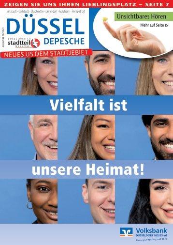 Düssel Depesche 10/2021