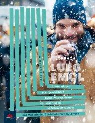Magazin LuegEmol Herbst/Winter 2021/22