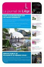 Journal de Liège - Octobre 2021