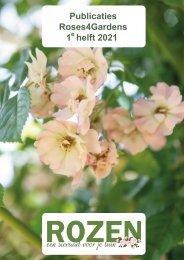 Roses4gardens 1e helft 2021