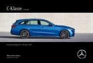 Mercedes-Benz-Preisliste-C-Klasse T-Modell