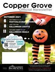 Copper Grove October 2021