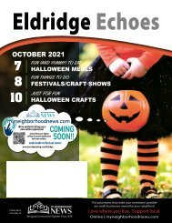 Eldridge October 2021