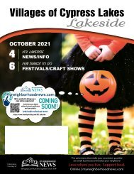 VCL Lakeside October 2021