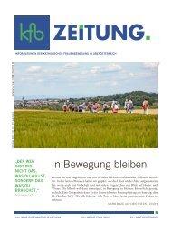 KFB Zeitung 10/21
