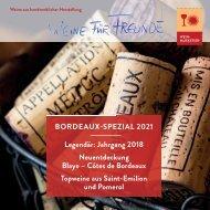 Weine fuer Freunde: Bordeaux Spezial