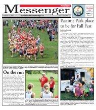 Madison Messenger - October 10th, 2021