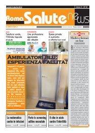 6 Roma Salute news - Editare2000.it