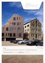outstanding office / studio / creative space - The Granary