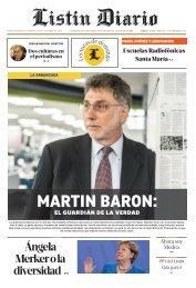 Listín Diario 10-10-2021