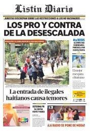 Listín Diario 11-10-2021