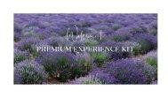 Premium Experience Kit Swatch Card