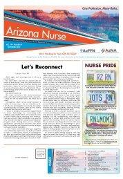 Arizona Nurse - October 2021