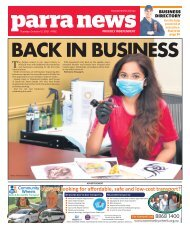 Parra News October 12 2021