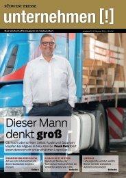 2021/10 |Unternehmen #79 | Ausgabe Oktober 2021 | NIE LÖSCHEN! Verknüpft mit Archiv