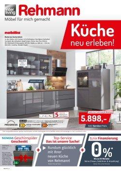 Küche neu erleben