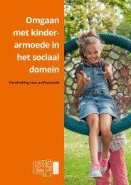 Handreiking omgaan met kinderarmoede in het sociaal domein