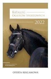 Oferta reklamowa Katalog Ogierów 2022