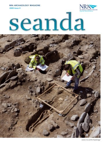 NRA ARchAeology MAgAziNe 2009 issue 4 - National Roads ...