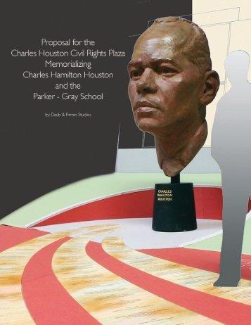 Charles Hamilton Houston Monument Proposal - City of Alexandria