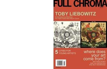 TOBY LIEBOWITZ - GRA217.3 Inglorious Baselines
