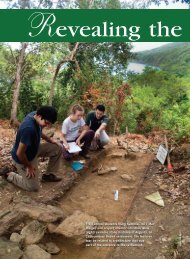 Real Roatán - Anthropology - University of South Florida