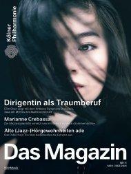 Das Magazin Nr. 4