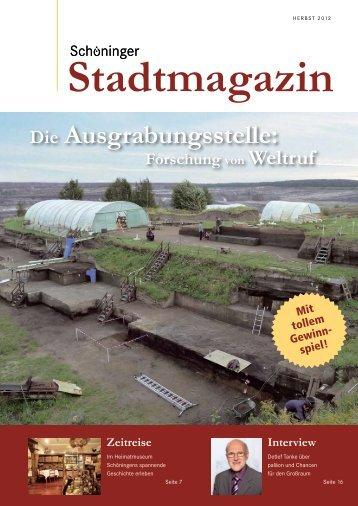 Ausgabe 2 - Stadt Schöningen