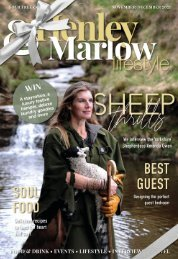 Henley and Marlow Lifestyle Nov - Dec 2021