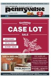 Oct 18, Pennywise – Kootenay Lake