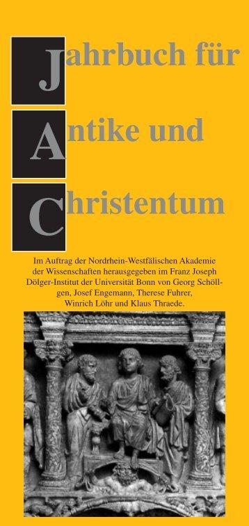 Jahrbuch - Aschendorff