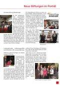 Einblicke in die Arbeit der CaritasStiftung Lebenswerk Zukunft - Seite 3