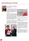 Einblicke in die Arbeit der CaritasStiftung Lebenswerk Zukunft - Seite 4