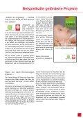 Einblicke in die Arbeit der CaritasStiftung Lebenswerk Zukunft - Seite 7