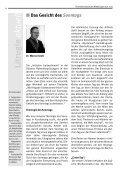Kirchen musikalische Mitteilungen - Amt für Kirchenmusik - Startseite - Seite 6