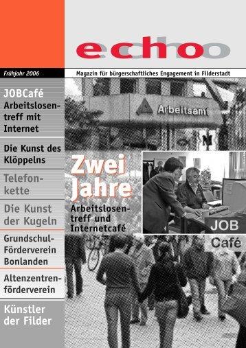 Arbeitslosen - echo