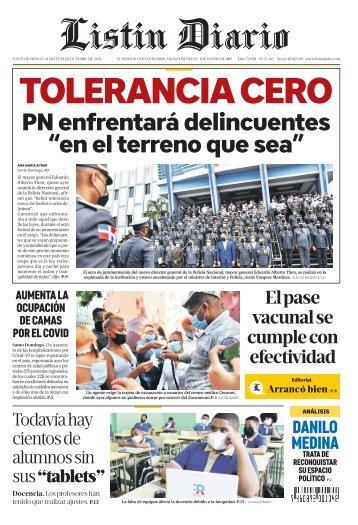 Listín Diario 19-10-2021