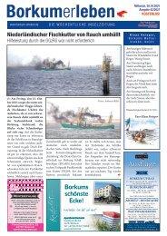 20.10.2021 / Borkumerleben - Die wöchentliche Inselzeitung