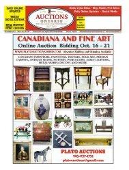 Woodbridge Advertiser and Auctions Ontario - 2021-10-19