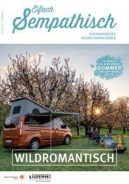 Eifach Sempathisch – Das Magazin der Region Sempachersee