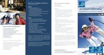 Zertifizierte Skiverleiher - Hochsauerland-Sport.de