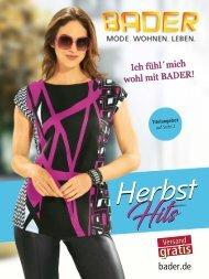 BADER herbst-Hits