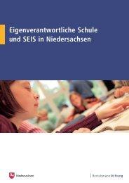 Eigenverantwortliche Schule und SEIS in Niedersachsen