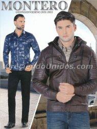 #735 Catalogo Montero Jeans Otono Invierno 2021 Precios de Mayoreo en USA