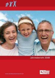 LVW Jahresbericht 2008 - Landesverkehrswacht Niedersachsen eV