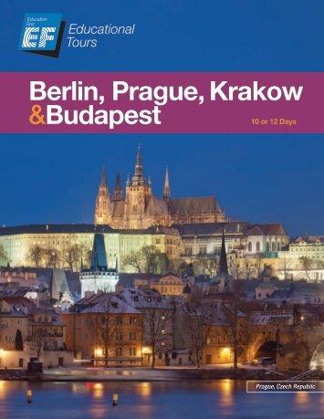 Berlin, Prague, Krakow &Budapest - EF Tours