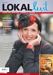 Schicksale aus Dorsten Halloween in Dorsten Wie ... - Lokallust