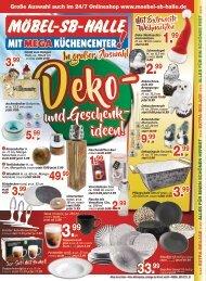 Extra-Beilage Herbst- & Weihnachtsdeko